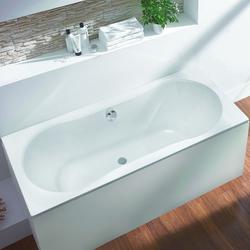 Hoesch Tacna Rechteck - Badewanne Einbau 180 x 80 x 44 cm