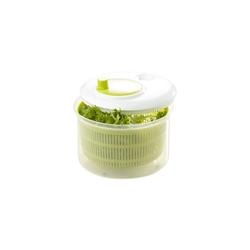 Casa Nova Salatschleuder in grün/weiß, 22,5 x 16 cm