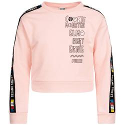Damska bluza uprawowa PUMA Sesame Street Girls 843759-83 - 116