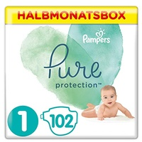 Pampers Pure Protection 2-5 kg 102 St.