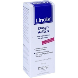 LINOLA Dusch und Wasch 100 ml