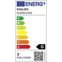 Philips Hue White Filament Standard 68882000 7W E27