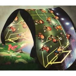 Sleepfun Fussball Pop Up Tunnel Zelt Spieltunnel Höhle Traumzelt Hochbett Bett
