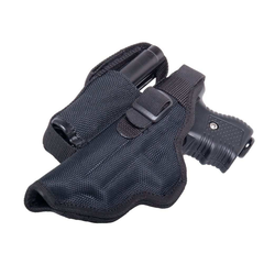 Gürtelholster für die linke Schusshand mit Kartuschentasche passend zu Jet Pr...