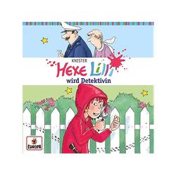 Hexe Lilli - 005/wird Detektivin (CD)