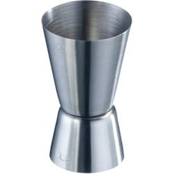 WESTMARK Barmaß 2/3 cl, Ein praktisches Hilfsmittel zum Cocktail-Mixen, 1 Stück