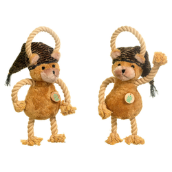 Karlie Hundespielzeug Plüschspielzeug Bär Tom
