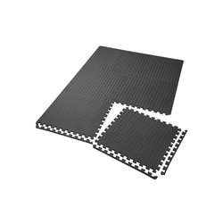 tectake Bodenschutzmatte Bodenschutzmatte 6-tlg., 6-St.