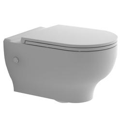 Alpenberger Waschbecken Alpenberger WC inkl. WC-Sitz mit Nanoversieglung