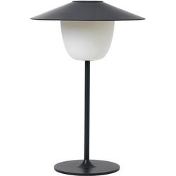 BLOMUS LED Tischleuchte ANI LAMP, 3 fache Verwendungsmöglichkeit schwarz