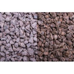 Edelsplitt Roter Porphyr, 8-11, 500 kg Big Bag