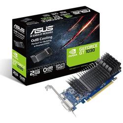ASUS GeForce GT1030 SL  2 GB OC  Einsteiger Grafikkarte (Grafikkarte)