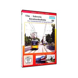 Ulm, Schwerin, Kirnitzschtalbahn DVD