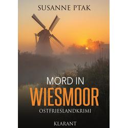 Mord in Wiesmoor. Ostfrieslandkrimi als Taschenbuch von Susanne Ptak