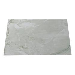 Vinylfliesen, 2,0 mm, 50 Fliesen, selbstklebend weiß
