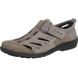 Rohde Rostock Komfort-Sandalen Sandale natur 40
