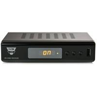 Opticum HD C200 TV Set-Top-Box Kabel Full-HD schwarz