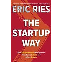 The Startup Way. Eric Ries  - Buch