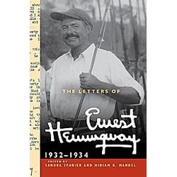 The Letters of Ernest Hemingway: Volume 5  1932-1934. Ernest Hemingway  - Buch