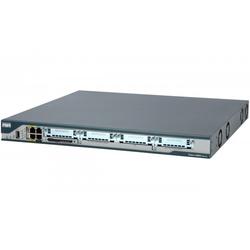 Cisco - C2801-VSEC/K9 - 2801 Eingebauter Ethernet-Anschluss ADSL Grau Kabelrouter