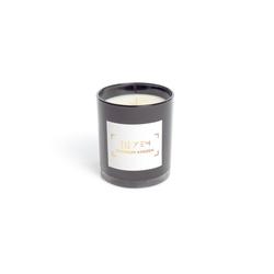 YEM HOME Duftkerze YEM 230g Premium Soja Kerzen Schwarz - Lavendel