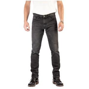 ROKKER ROKKERTECH Tapered Slim Jeans schwarz 42