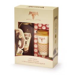 Amarula Cream 0,7l als Geschenkset mit Kaffeebecher