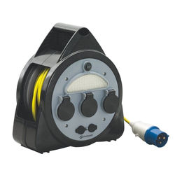 Outwell Kabeltrommel mit USB und Licht Adapter