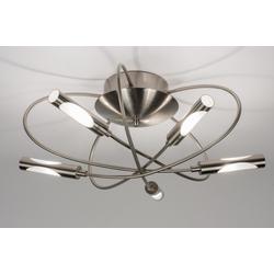 Plafondlamp Staal 58816
