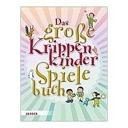 Das große KrippenkinderSpieleBuch - Buch