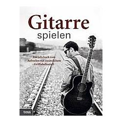 Gitarre spielen  m. 1 Buch  2 Teile; . - Buch