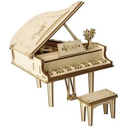 Piano Lasercut-Holzbausatz