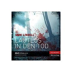 Lautlos in den Tod  1 MP3-CD - Hörbuch