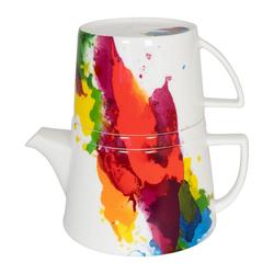 Könitz Teekanne Tea For Me On Colour Flow, 0,65 l