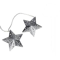 05-c080 Motiv-Lichterkette Sterne Anzahl Leuchtmittel 10 LED Beleuchtete Länge: 2.7m