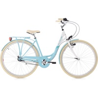 KS-CYCLING Belluno 28 Zoll RH 48 cm 7-Gang Damen hellblau