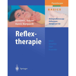 Reflextherapie: eBook von Bernard C. Kolster/ Hanne Marquardt