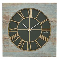 AMS -Holz blau 50cm- 9640