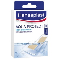 Hansaplast Aqua Protect Strips 20 St.
