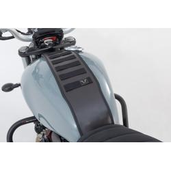 SW-Motech Juego de correa para depósito Legend Gear - Modelos Triumph (15-). Con funda smartphones LA3.