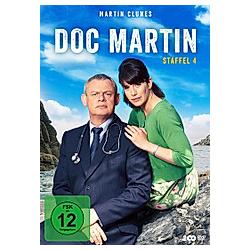 Doc Martin - Staffel 4 - DVD  Filme