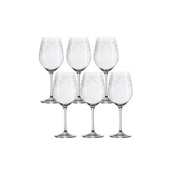 LEONARDO Rotweinglas Rotwein Glas 6er-Set Chateau, Glas