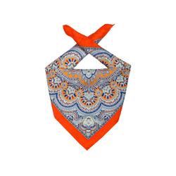 Roeckl Schal (1-St) Damentuch orange