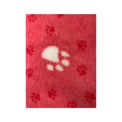 Hundebett Dry Bed Pink Hundedecke Hundematte Anti Rutsch (100x75cm)