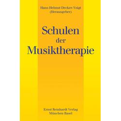 Schulen der Musiktherapie: eBook von
