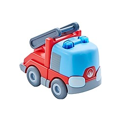 HABA Kullerbü - Feuerwehr-Leiterwagen