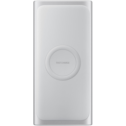 Samsung Wireless Power Bank 10.000 mAh Silber
