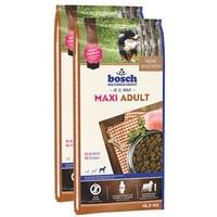 Bosch Tiernahrung High Premium Concept Maxi Adult 2 x 15 kg