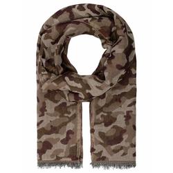 Apart Schal mit Camouflage Muster mit Camouflage Muster bunt