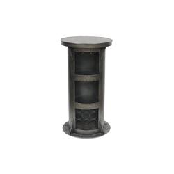 HTI-Line Bartisch Bartisch Steampunk, Vintage Optik